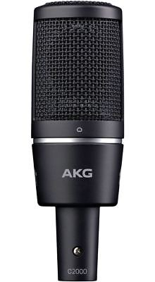 AKG C2000 Side-Address Small-Diaphragm Condenser Microphone [CLOSEOUT]