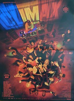Climax - Gaspar Noe / Boutella / Musical - Small French Movie Poster