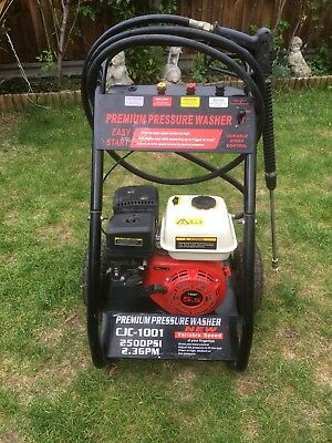 Petrol Pressure Washer Good Condition