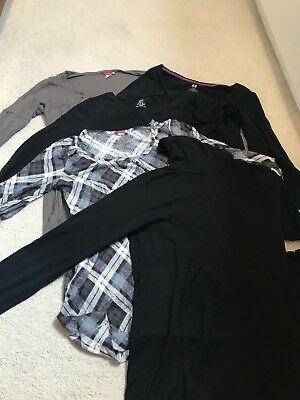 Umstandskleidung XS/34 S/36, Longsleeves/Rolli, H&M Mama, bellybutton, 9Monate