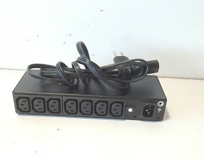 Dell 0T834 7-Outlet 120V-240V Power Distribution Unit PDU AP6015