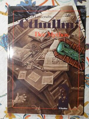 Call of Cthulhu - Der Mythos - Laurin-Ausgabe - ***mint condition***