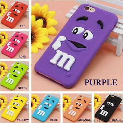 M&M's Chocolate Candy iPhone Case