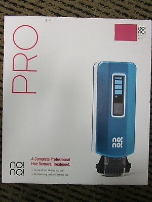 No No Pro Pink Hair Removal Treatment No! No! BRAND NEW
