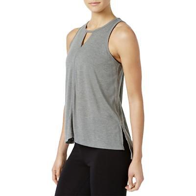 Calvin Klein Performance Womens Epic Gray Fitness Tank Top Athletic XS BHFO 9991