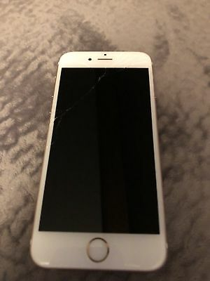 Apple iPhone 6s - Rose Gold-Cracked Screen***Taking Offers***