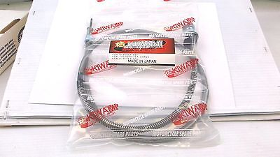 Kawasaki NEW H1 500 GREY Tachometer Cable with Grommet  54018-007