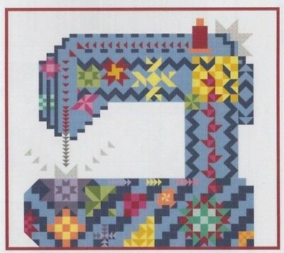 Sew Big or Go Home - fun pieced quilt PATTERN - Kelli Fannin Quilt Designs