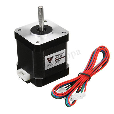 TEVO 78 Oz-in 48mm NEMA17 Stepper Motor for 3D Printer 1.8A Step Angle
