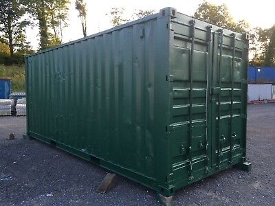 20ft shipping container dry newly painted tidy cintainer
