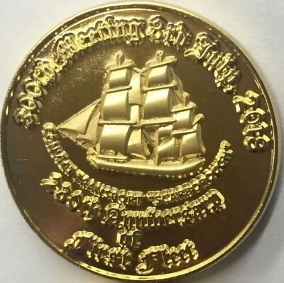 230th Anniversary Departure of First Fleet  Medal