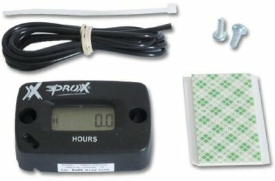 Pro-X ProX Racing Parts Standard Wired Hour meter universal fit w/ Log Book