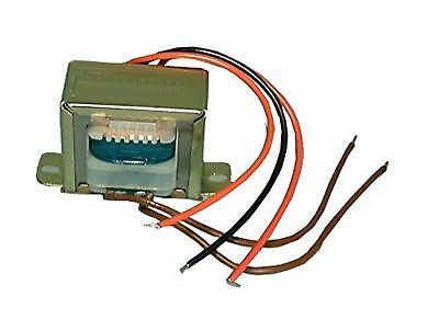 Philmore 6 Volt AC 300 mA Power Supply Transformer With Center Tap; TR006