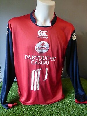 Lille Football Shirt Adult Home L Cantebury 08/09