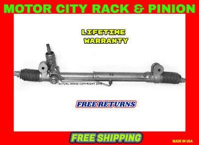 Complete Rack and Pinion Assembly + All (4) Tie Rods Chevy GMC Trailblazer Envoy