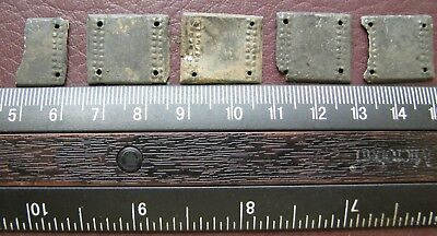 Authentic Ancient Lake Ladoga VIKING Artifact > Bronze Belt Decorations AU 3G