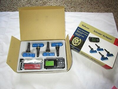 Schrader Airaware Wireless Tire Pressure Monitoring System Retrofit 20256 Nib