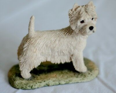 Border Fine Arts West Highland Terrier Ray Ayres 1982
