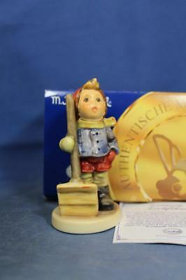 "Goebel Hummel ""Let It Snow"" #2036 4/0 TMK 8,   3.25""  MIB   R16595"