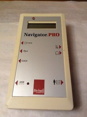 Biologic Navigator Pro For Parts Or Repair Good Cosmetic Condition