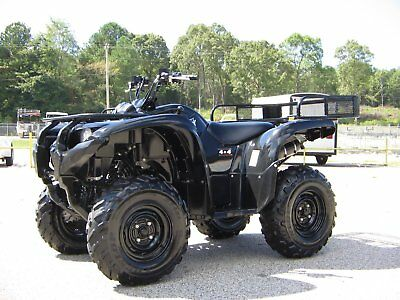 *NICE* 2009 YAMAHA GRIZZLY 700FI ON COMMAND 4x4 W/DIFF LOCK! *BLACK METALLIC*!!!