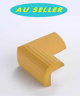 10X Baby Child Table Corner Protectors Foam Safety Desk Edge Cover Cushion