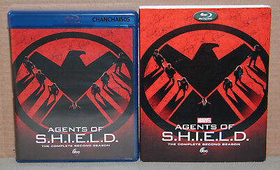 Marvel's Agents of Shield (S.H.I.E.L.D.) The Complete Second Season 2, Brand New