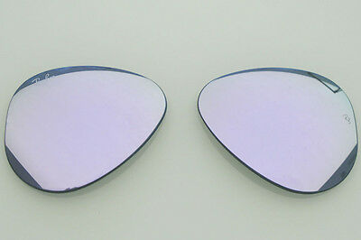 e429d782ff Lenses Spare Part Ray Ban 3025 55 4K Aviator Lilac Mirror Replacement