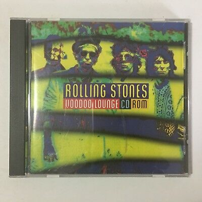 Rolling Stones - Voodoo Lounge - CD-ROM _Good+++.   (16A98)