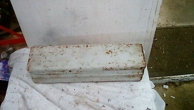 Original Ford Tractor Tool Box
