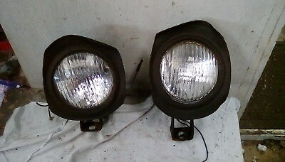 Original Ford Tractor 3000 To 7000 Head Lights