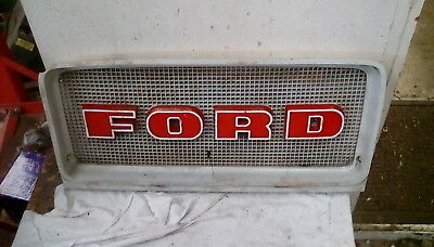Original Ford Tractor Top Grill