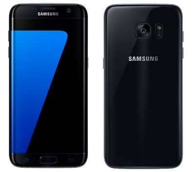 Samsung Galaxy S7 Edge in Black Handy Dummy Attrappe - Requisit, Deko, Werbung