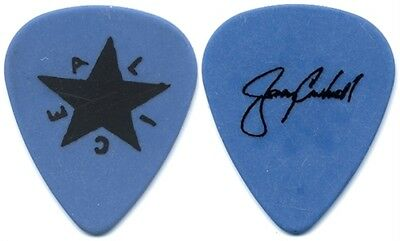 Alice in Chains Jerry Cantrell authentic 2010 tour signature Guitar Pick AIC