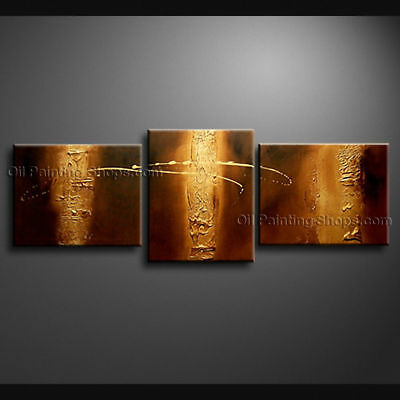 ZOPT188 3pcs abstract 100% hand painted modern wall art OIL PAINTING ON CANVAS