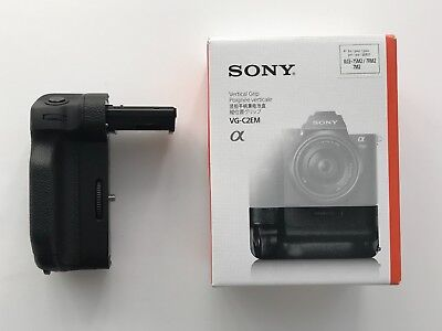 SONY Vertical Grip for - 7RM2 - 7SM2 - 7M2 - 2 Batteries included