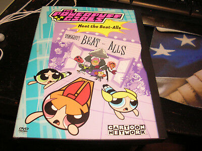 Powerpuff girls meet the beat alls