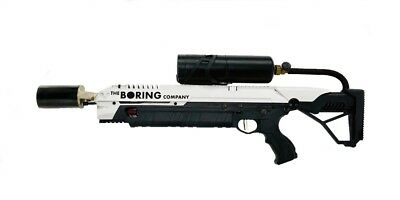 The Boring Company *Not* a Flamethrower New Unopened Elon Musk Tesla Collectible