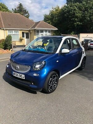 2015 smart forfour 900cc Proxy Premium 5dr low Miles 3200 Finance repossession