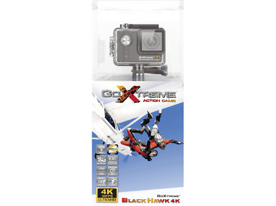 GOXTREME Black Hawk 4K Action Cam 4K 2.7K, Full HD , WLAN