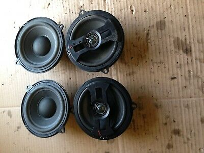 2004 dci renault scenic set of speakers