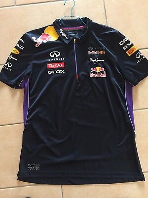Red Bull Racing Shirt Gr. XXL