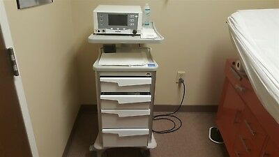 Thermi ThermiVa Medical Electrosurge Unit w/ Probes & Mobile Cart