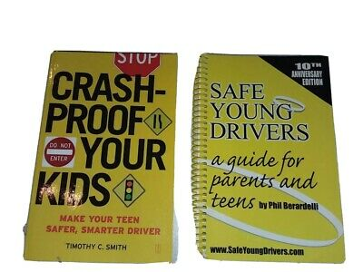 Crash Proof Your Kids and Safe Young Drivers Teach Your Kids to drive safely