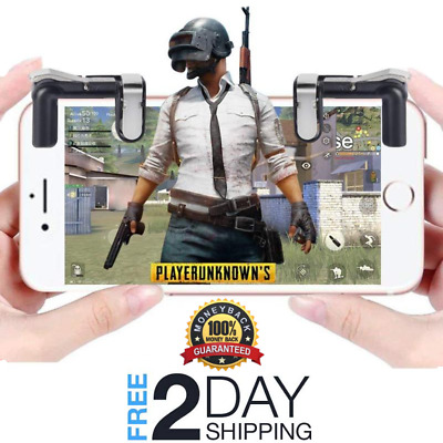 Mobile Game Controller For Sensitive Shoot and Aim Buttons For iPhone/android