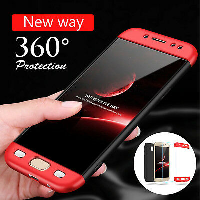 For Samsung Galaxy J3 2017 Full Body Protection Cover Shockproof Case