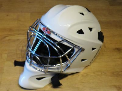 ITECH  Hockey Torwart Maske Helm Goalie Goaliehelm Torwarthelm Eishockey