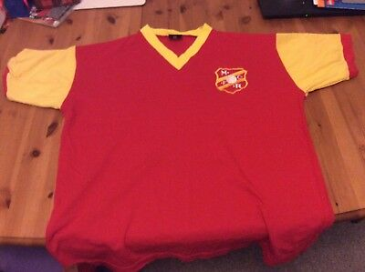 Melchester Rovers Retro Toffs Shirt - Roy Of The Rovers