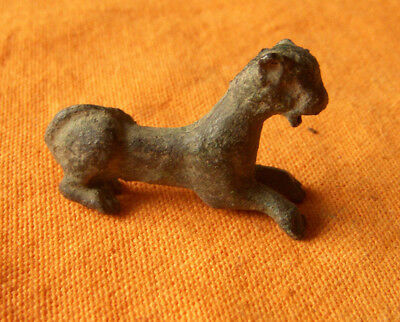 A228. Roman style bronze figure of panther