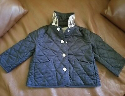 Burberry Lightweight Diamond Quilted Jacket 14450 Picclick